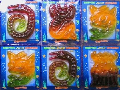 jelly snoep
