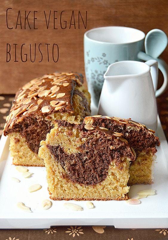 Vegan cake bigusto