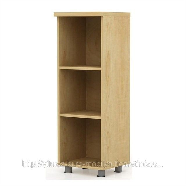 40x120 cm Açık Raflı Ofis Dosya Dolabı