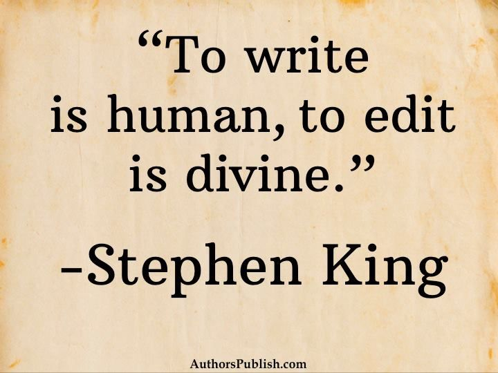 I enjoyed being an Editor when I was younger. Got boring after the first year. Wanted to rewrite everything. Bad impulse in a Editor.