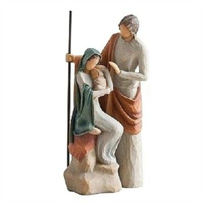 Willow Tree - Nativity Collection - The holy family $48 - Australian store. International shipping available