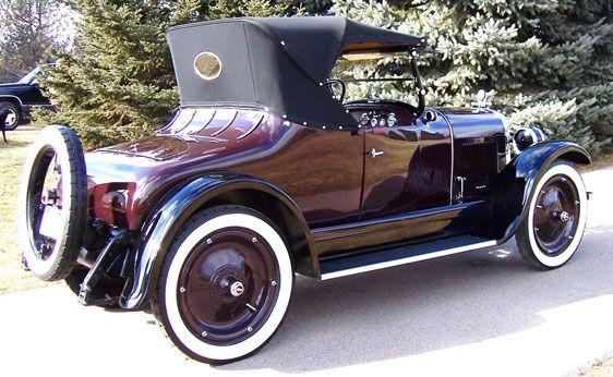 1923 Buick Sport Roadster
