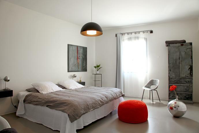 gordes metafort détendre journal chambre mick hotel fr021 gris orange