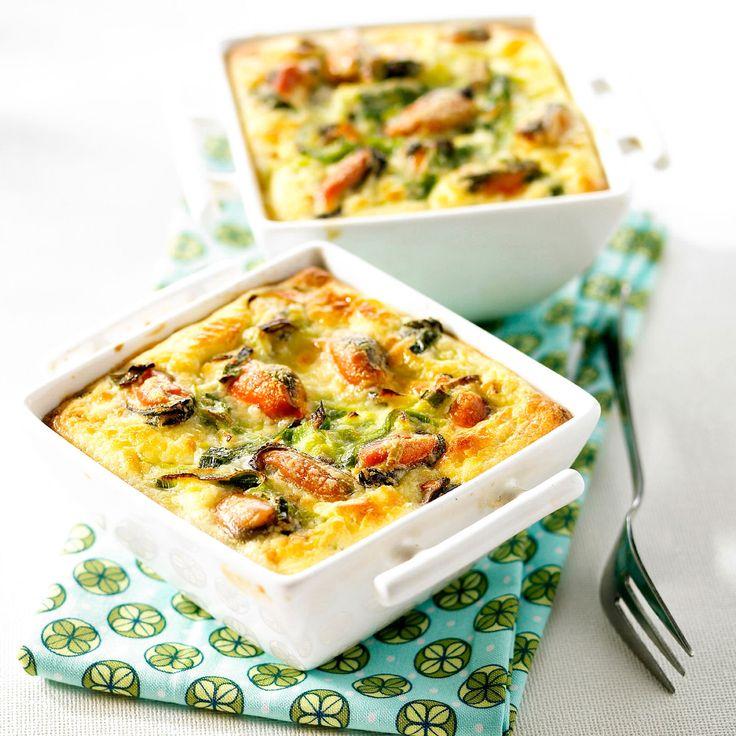 Découvrez la recette Moules à l'ail en gratin sur cuisineactuelle.fr.