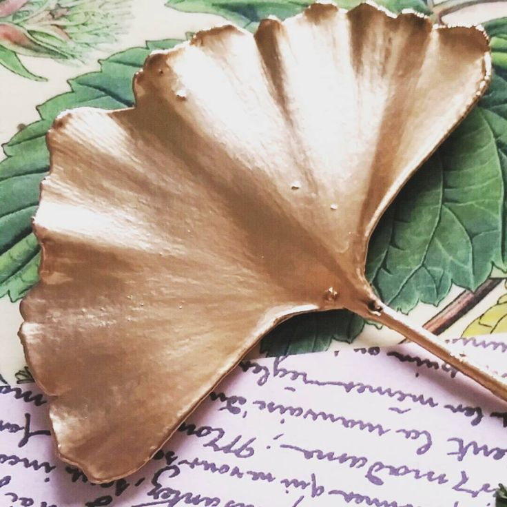 AGNESMISTRAL on ETSY.COM  Real gingko leaf electroplated with 24ct Statement necklace and a brooch 2 in 1  #agnesmistral #realleaf #homeinthestudio #handmadejewelry #new #gioielli #gift #gioielliartigianali  #gingko #japan #madeinitaly #oryginalne #prezenty