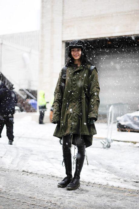 ストリートスナップ [Xiao Wen Ju] | ニューヨーク | Fashionsnap.com