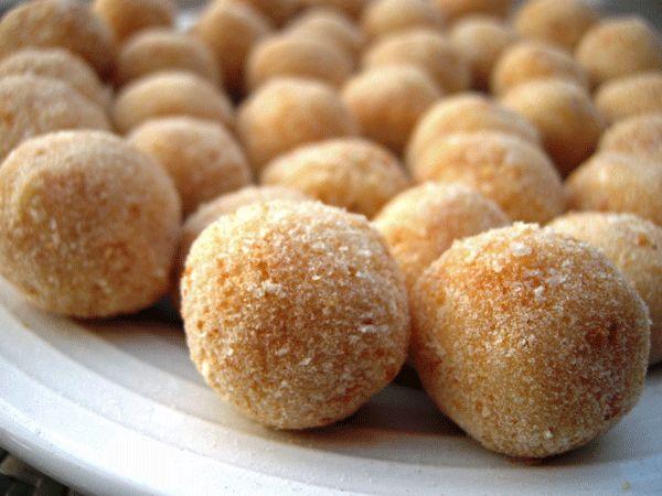 Croquetas de patata