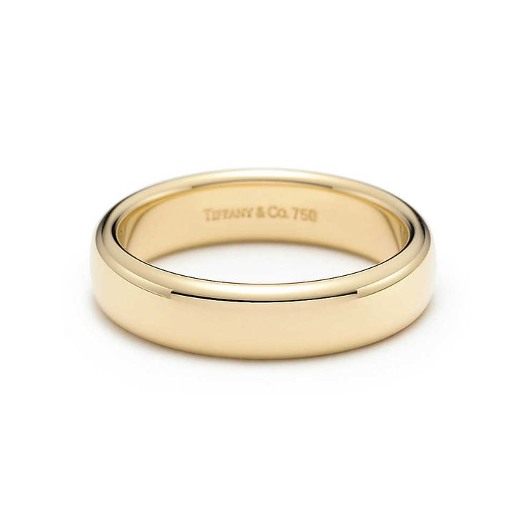Tiffany & Co. - Lucida®: Aliança de casamento
