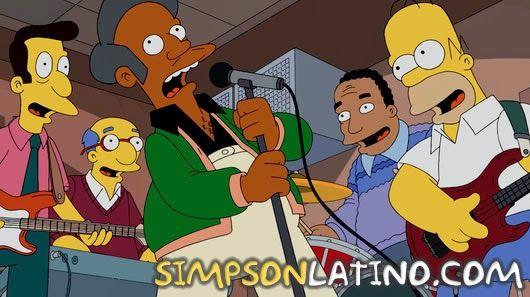 Ver Los Simpson 26x08 - Covercraft - Subtitulado