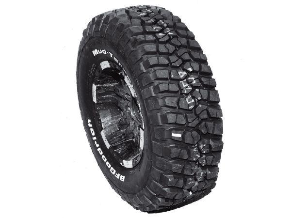 4x4 Tire Guide bfg Mud Terrain Km2 Photo 40157274