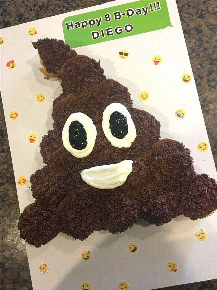 Best 25 Poop Cake Ideas On Pinterest Poo Emoji Cupcakes