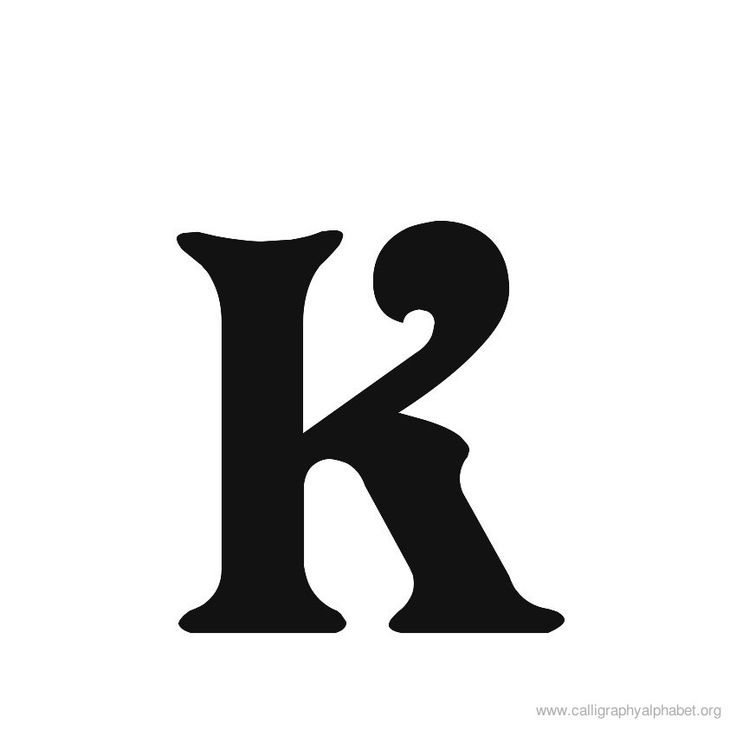 Calligraphy Alphabet Victorian K K 39 S Pinterest