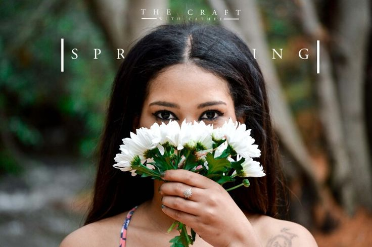 Spring || with Cathee Asulin  http://thecraftsouthafrica.tumblr.com/