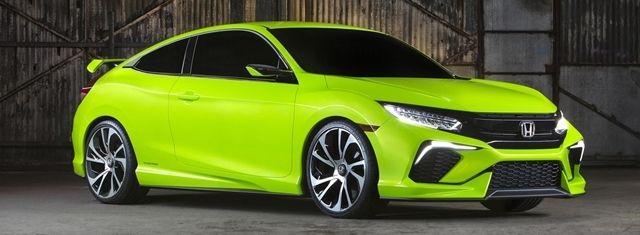 Honda surpreende e antecipa novo Civic, que estreia este ano +http://brml.co/1G8dPU6