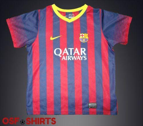 Barcelona-Home-Football-Shirt-2013-2014-Jersey-Trikot-Maglia-Nike