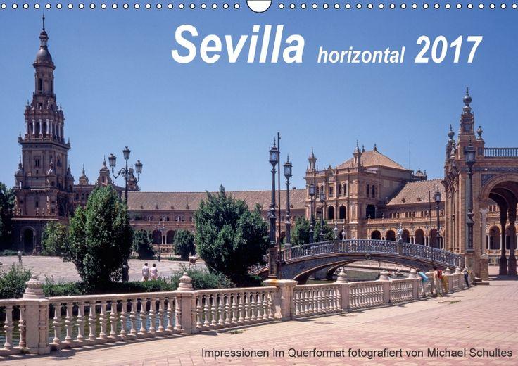 Sevilla, die heisseste Stadt Europas in Andalusien, im südlichen Spanien…