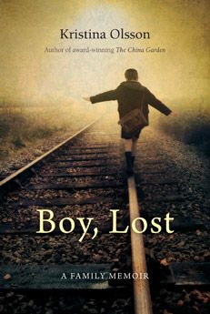 'Boy, Lost: A Family Memoir', by Kristina Olsson. http://kristinaolsson.net/books/boy-lost.html
