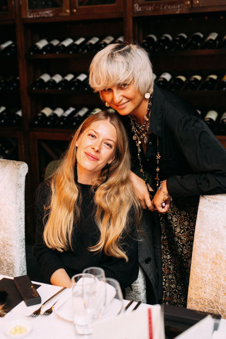 Consuelo Schiena - fashion and backstage coordinator (IT) & Iraida Florea - creative director@IFF
