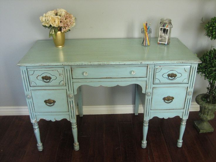 Shabby Chic Furniture Finishing | Apartments i Like blog