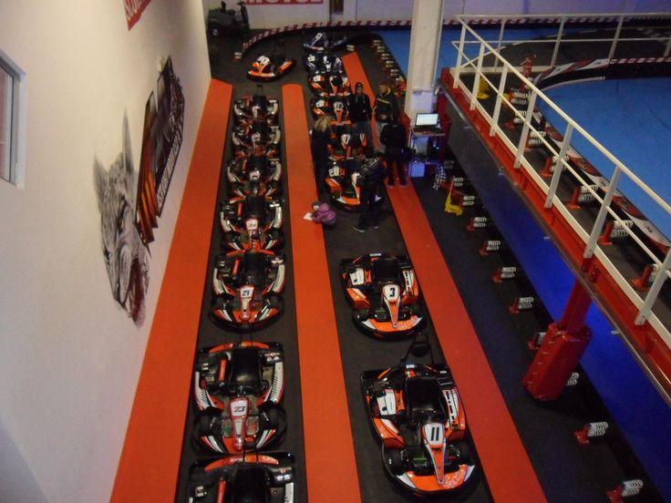 Asti Cart Indoor