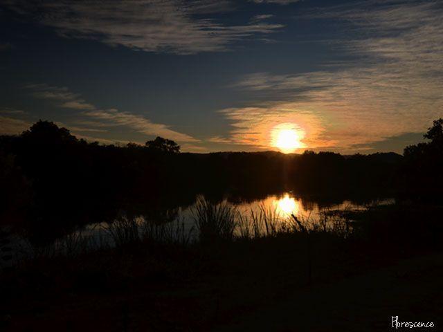 Sunset, Sabie River, Hazyview, Mpumlanga, (c) Florescence
