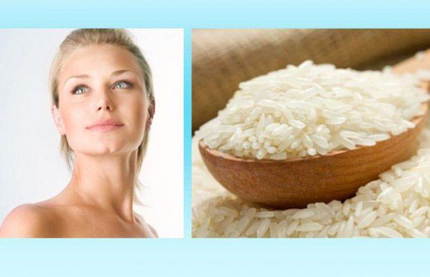 Η πιο αποτελεσματική κρέμα λάμψης για το πρόσωπο φτιάχνετε με… ρύζι!