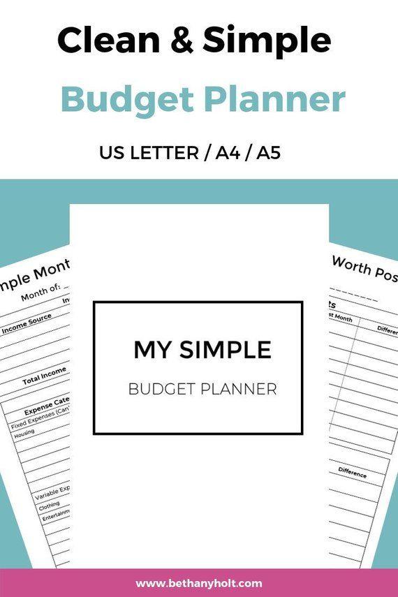 budget planner finance printable budget printable budget
