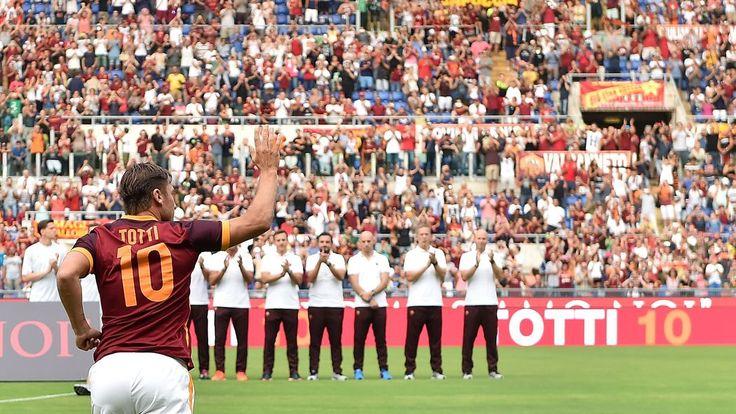 Francesco's Finale: Roma v. Genoa