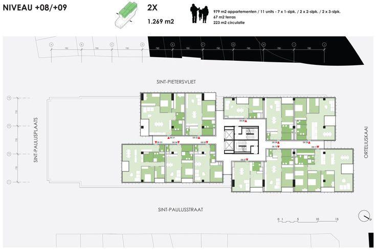 TOLHUIS • Veelaert Architecten / Antwerpen