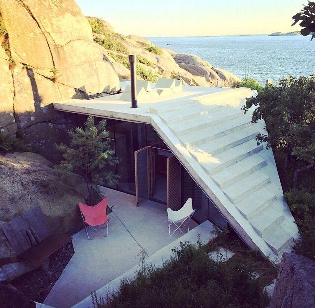Knapphullet hytte - Lund Hagem arkitekter