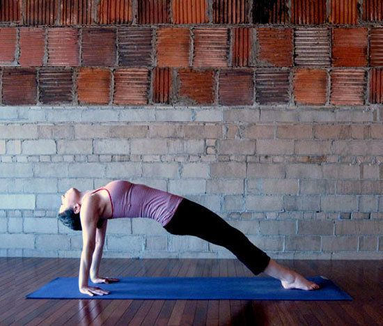 yoga poses you should do after work if you have a desk job - need to do these on non-bikram days