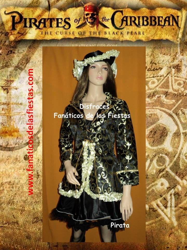 Disfraz de Pirata  Nuevos Solo venta - enviamos a todo Chile Disponible en tallas S-M Precio venta 25.000 pesos