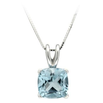 costco jewelry sale costco aquamarine necklace my style 6469
