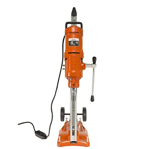 """Cayken SCY-5050-3C 20"""" Core Drill Rig with KCY-650F Adjustable ..."""