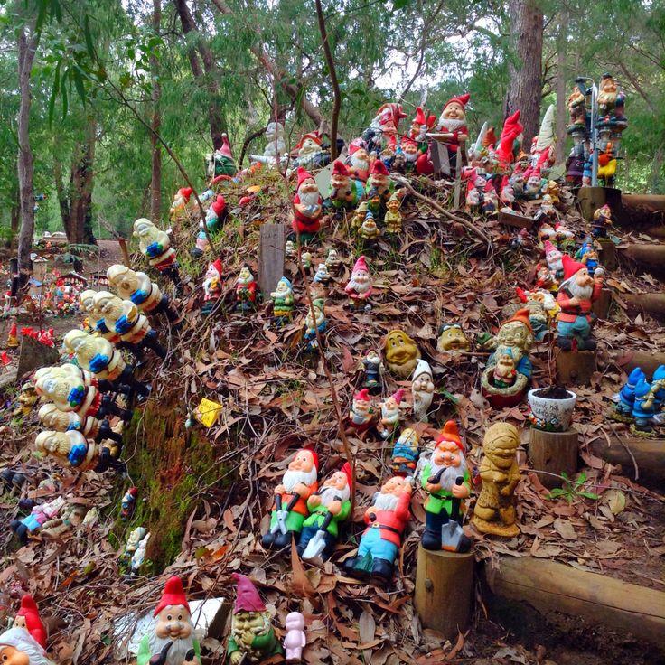 Gnomesville // Bunbury, Western Australia, 9:30 AM // Monday // June 1, 2015