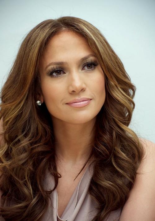 Jennifer Lopez Love her hair!!