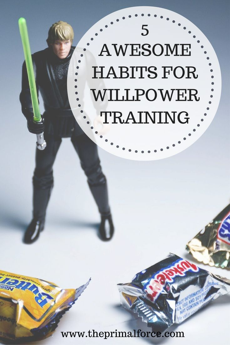 Do you know that willpower can be trained like a muscle? Wondering how to train it to be healthier? Learn more from this blog post.