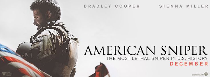 American Sniper is an Oscar nominee for Best Picture. The film received five other nominations: Actor in a Leading Role (Bradley Cooper), Adapted Screenplay, Film Editing, Sound Editing, and Sound Mixing.