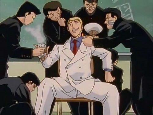 great teacher onizuka anime gif ile ilgili görsel sonucu
