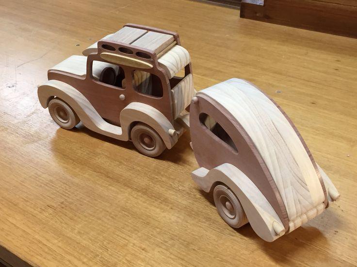 Woodie & Van
