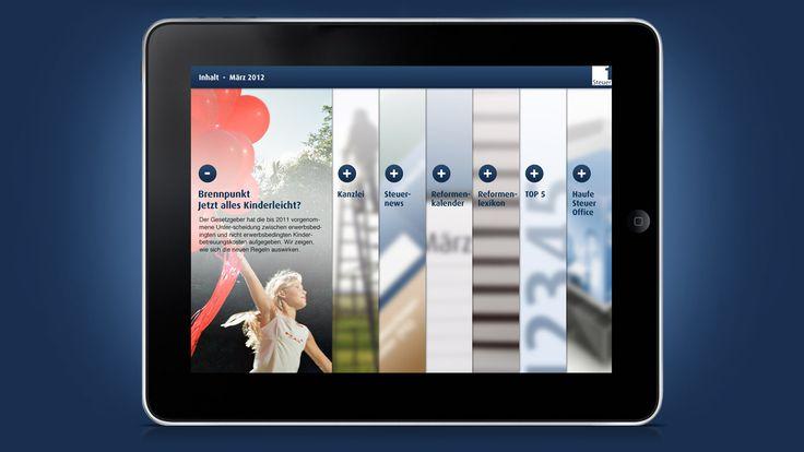 Steuer 1 iPad Magazine