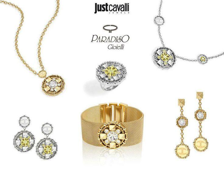 Nuovi #gioielli JUST CAVALLI....Vieni a scoprirli online!!