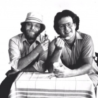 """""""Ben and Jerry. The geniuses behind Ben and Jerry ice cream. Yum!""""  Repinned from Pinterest.  Thesis:  I believe that a good friendship plays a powerful role in our lives because it motivates, picks you up when you are down and eventually leads you to success. Evidence:  Ben and Jerry were childhood friends and they were able to start an extremely successful ice cream franchise through motivating each other and working together. I plan to use this as evidence in the third point of my paper"""