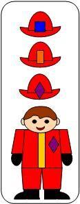 firefighter hat template preschool - 25 best ideas about fireman hat on pinterest firetruck