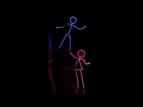 Halloween LED Light Suit Costumes | InspiredLED Blog