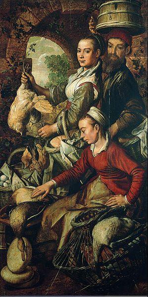 Artist Joachim Beuckelaer (circa 1533–1575)  1565