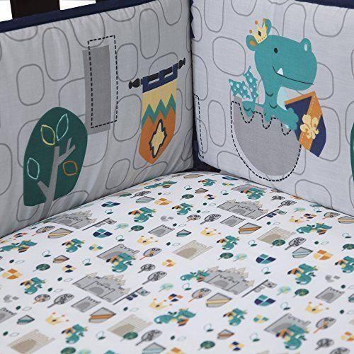 Dragon Nursery Theme - Adorable Look for Boys (or Girls!)