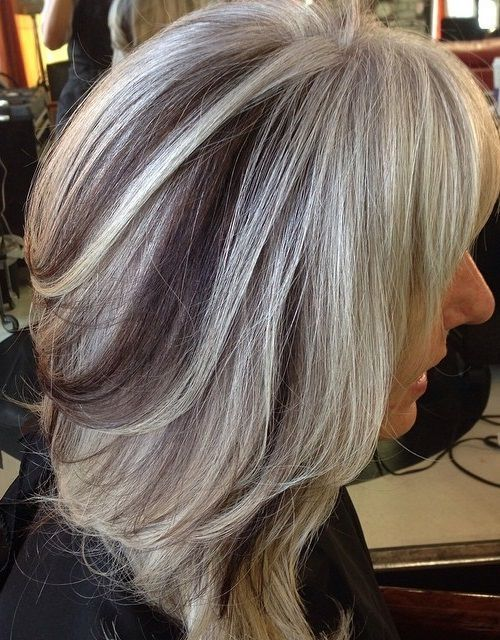 Best 25+ Highlighted hairstyles ideas on Pinterest | Brown ... - photo #17