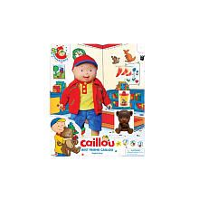 This Season's Must Have: Best Friend Caillou Doll!  Includes 15 interactive experiences that help enhance preschoolers pro-social development.