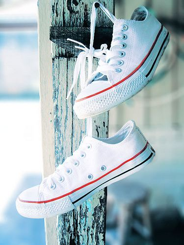 Converse All Star Ox - Sneaker - Weiß